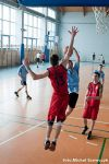 Turniej piłki koszykowej dziewczat