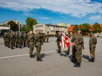 przysięga wojskowa absolwentów